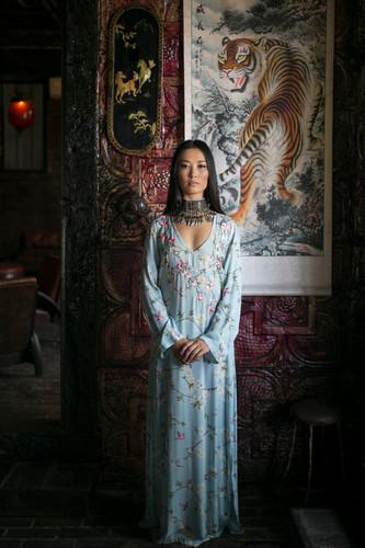 Long Kaftan Chinese
