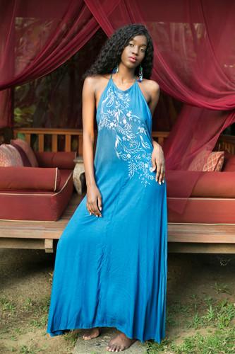 Long Dress Giappo