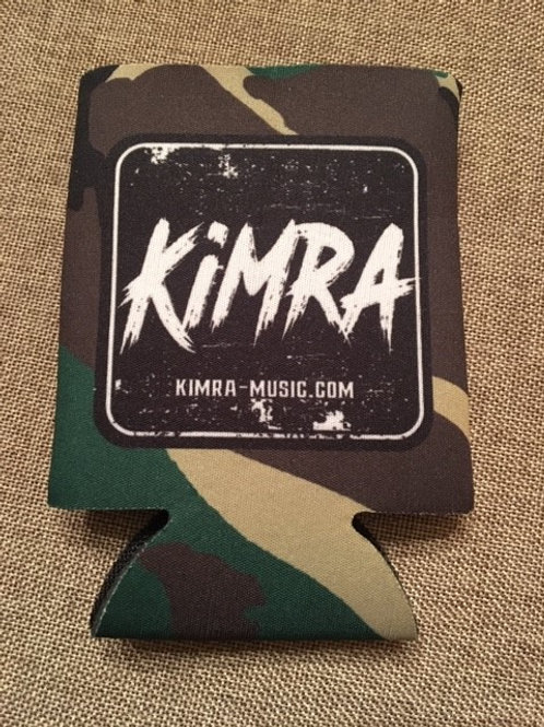 Camo Kimra Koozie