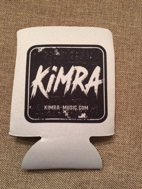 White Kimra Koozie