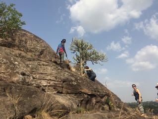 Le mont GANGAN