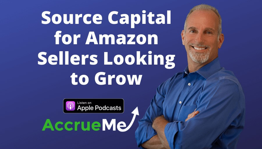 Source Capital for Amazon Sellers