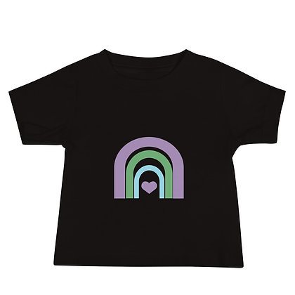 Rainbow Toddler Tee