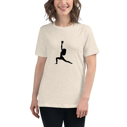 A. Goddess Relaxed Tea Shirt