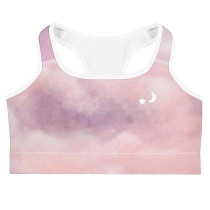 Pink Goddess Sports Bra