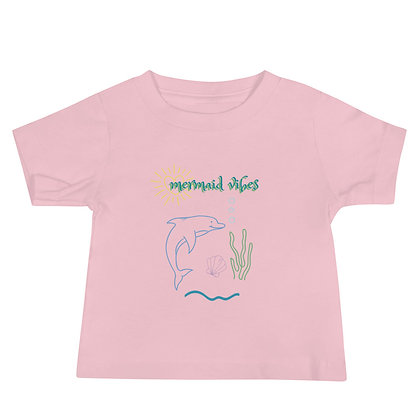 Mermaid Vibes Toddler Tee