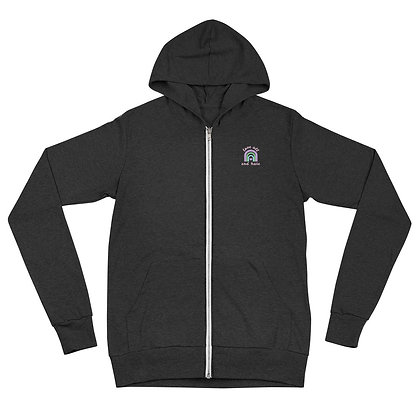 Love All End Hate Zip-Up