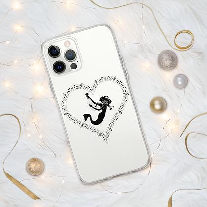 Music Mermaid iPhone Case