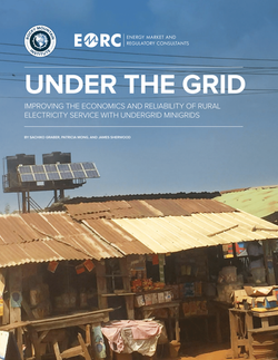 Under the Grid: Improving the Economics and reliability of Rural Electricity Service with Undergrid