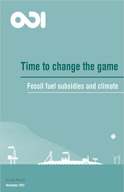Time to change the game: fossil fuel subsidies and climate