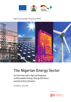 The Nigerian Energy Sector: An Overview with a Special Emphasis on Renewable Energy, Energy Efficien