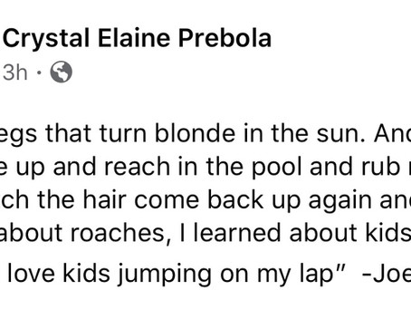 "Joe Biden: ""I Love Kids Jumping On My Lap"""
