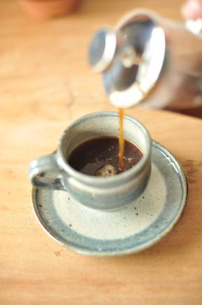 はじまるカフェ コーヒー
