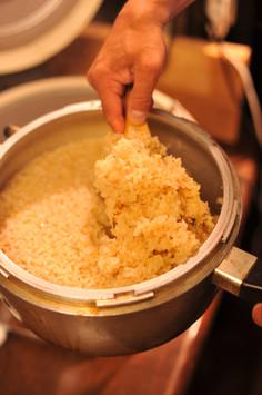 美味しい 玄米 ランチ はじまるカフェ