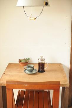 はじまるカフェ 店内 ソファー