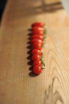 ミニトマト 整列 地元野菜