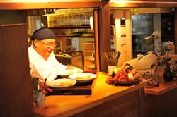 はじまるカフェ オーナー 二川