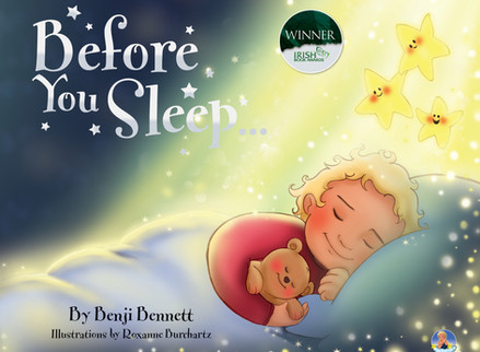 Book Review - Before You Sleep