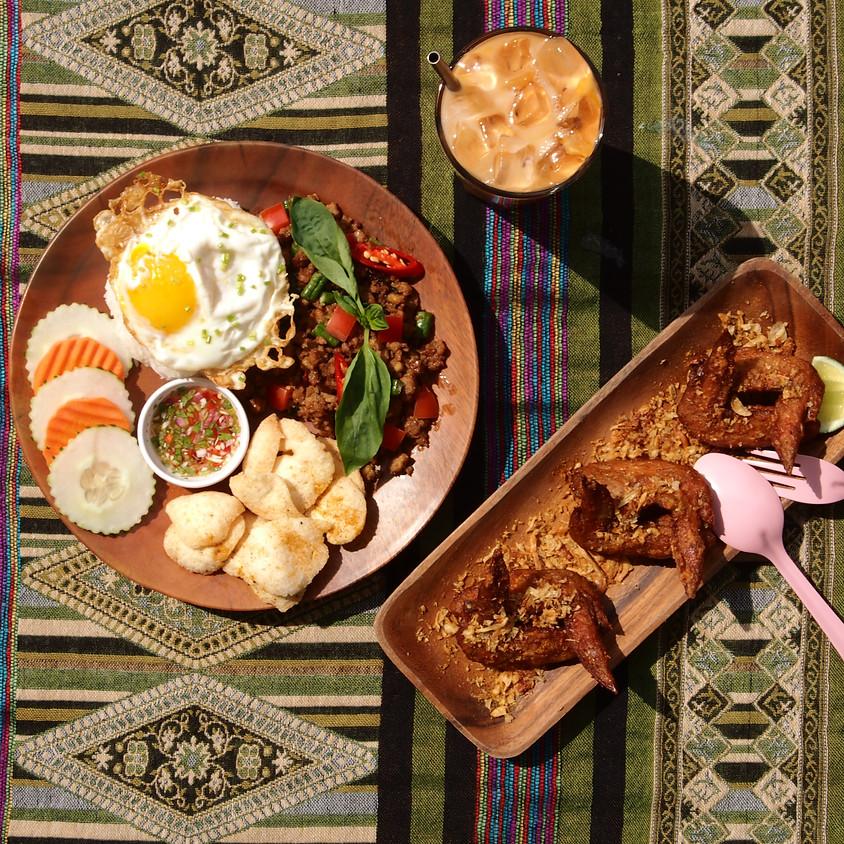 Tanawat美食攝影比賽
