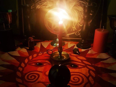 Magick Mondays - Developing Scrying Abilities (Methods I Use)