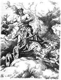 Freyja's Fridays - Thor