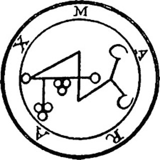 Magick Mondays - Marax