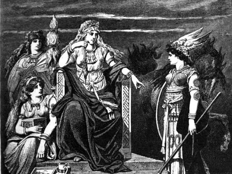My Top 5 All Time Favourite Norse Deities