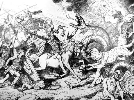 Freyja's Fridays - Ragnarok
