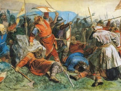 Freyja's Fridays - Viking attacks