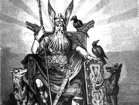 Freyja's Fridays - Odin