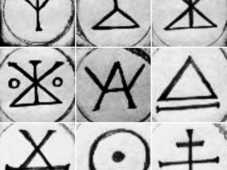 Magick Mondays - The Witches Runestones