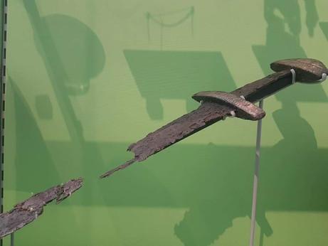 Freyja's Fridays - Viking Swords