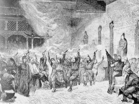 Freyja's Friday - Gaukmanudur (Start of Nottleysa or Nightless)