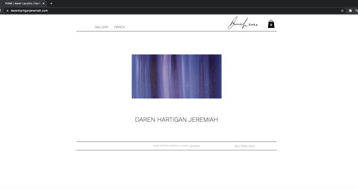 Daren Hartigan Jeremiah