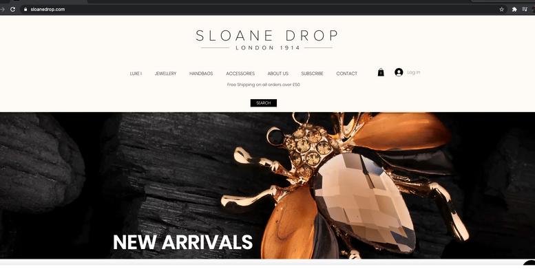 Sloane Drop