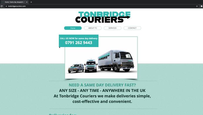 Tonbridge Couriers