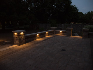 Landscape Lighting for Atmosphere and Security