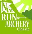 Logo for NW Run Archery Classic