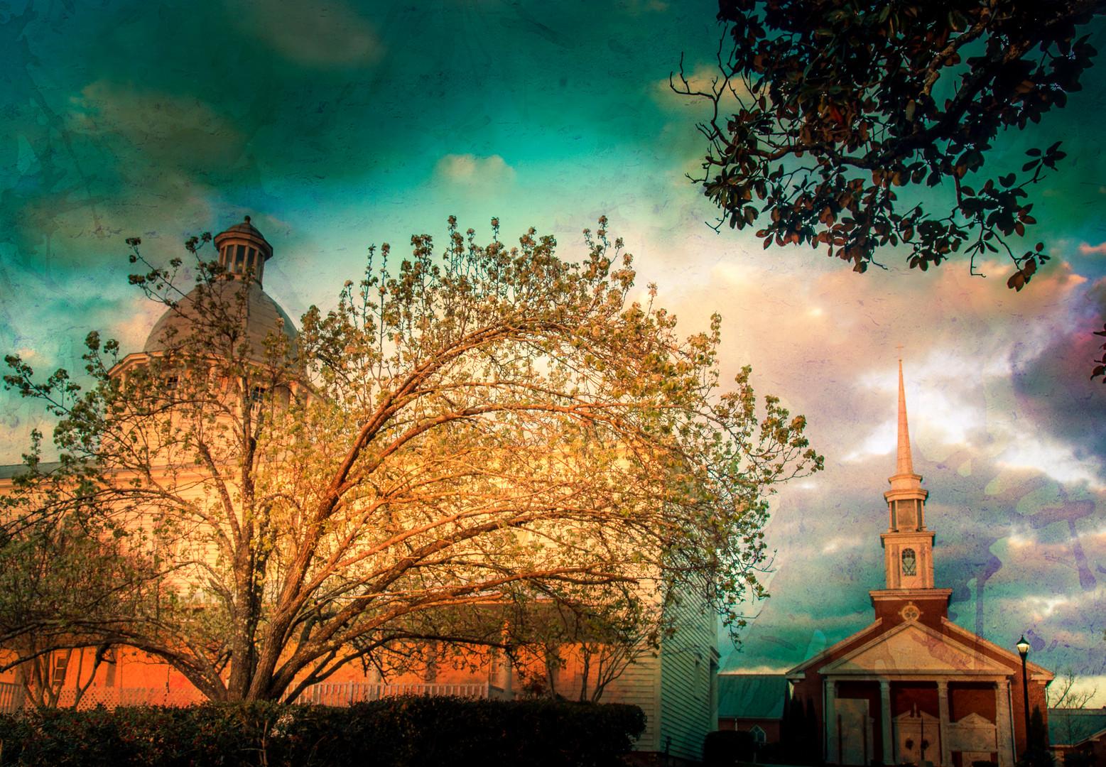 Methodist Church & Chatauqua
