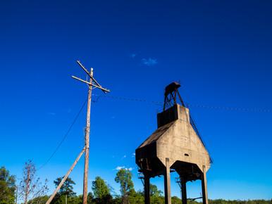 L&N Coaling Tower