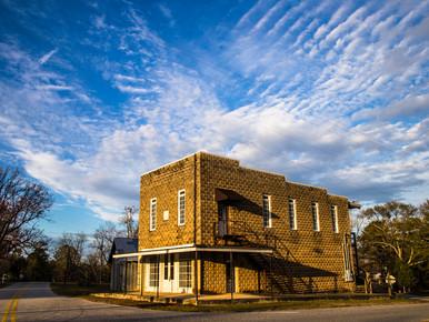 The Lovelace Masonic Lodge