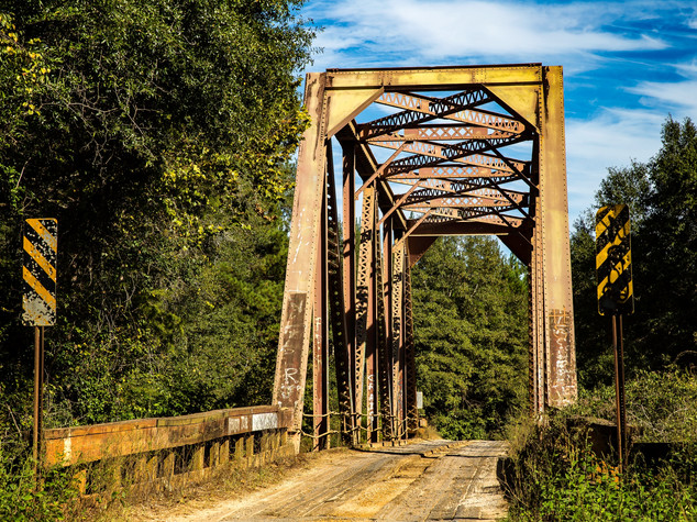 Bull Slough Bridge
