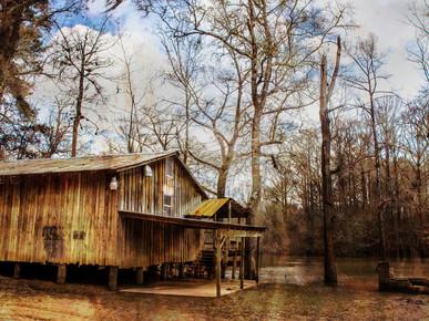 Fish Camp Berrian Lake Road