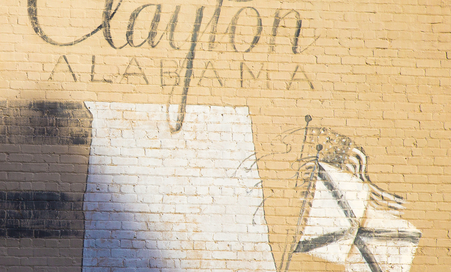 Clayto Georgia Mural