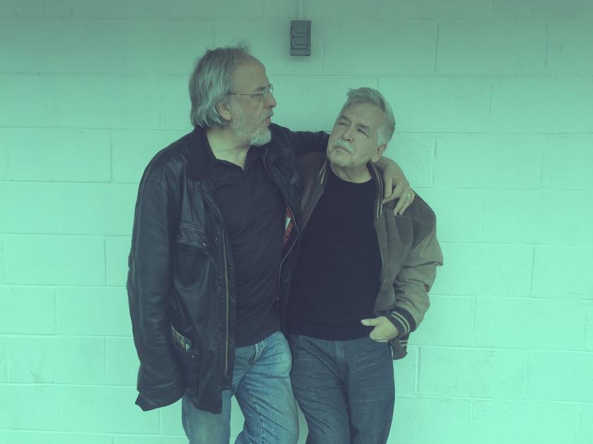 Brothers Rick & John Broussard