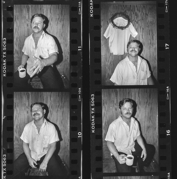 Four Frames James Jim Harris