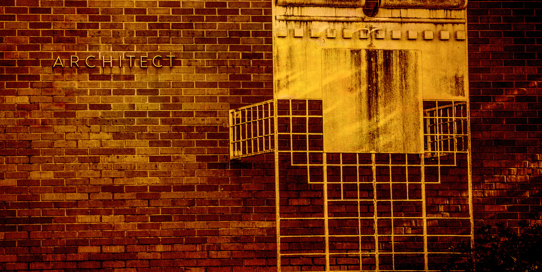 Architectual Detail Outside Closed Architect's Office Meridian Mississippi 2017.jpg