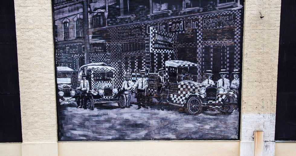 Mural St. Louis Street