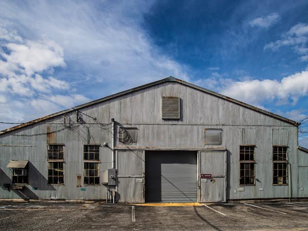 Former DOT Shop Building