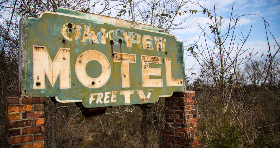 Motel-Only The Sign Remains